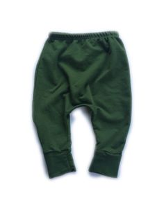 Olive French Terry Lounge Pants