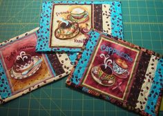 Image detail for -Mug Rug Inspiration and a New Swap / Quilting Gallery