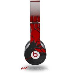 Skin Decal Wrap Compatible with Original Beats Solo HD Spider Web (Headphones NOT Included) Dre Headphones, Over Ear Headphones, Beats Solo Hd, Beats By Dre, Spider, Decal, Accessories, Style, Swag