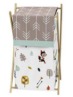Baby/Kids Clothes Laundry Hamper for Outdoor Adventure Nature Fox Bear Animals Boys Bedding Sweet Jojo Designs http://www.amazon.com/dp/B00XQ99A76/ref=cm_sw_r_pi_dp_qbDzvb11SHGSD