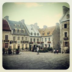 "@johnnybris's photo: ""Quebec city #quebec #qccity #vieuxquebec #fortified #ancient"" // quebecregion.com"