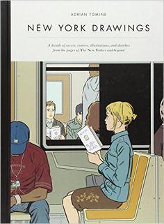 New York Drawings - Livros em inglês na Amazon.com.br
