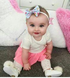 mil Me gusta, 83 comentarios - Baby Cute Baby Girl Pictures, Baby Girl Images, Cute Baby Boy, Cute Little Baby, Pretty Baby, Little Babies, Baby Love, Baby Kids, Cute Funny Babies