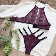 First and primary it is vital that you understand your proper size. A severely f… - diy clothes Recycling Ideen Sewing Lingerie, Jolie Lingerie, Cute Lingerie, Lingerie Outfits, Lingerie Sleepwear, Nightwear, Lingerie Collection, Diy Clothes, Diy Fashion