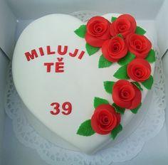 Srdcové dorty   Srdce   Cukrářské výrobky