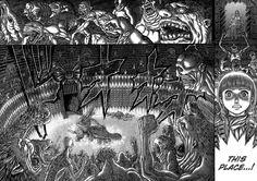 Berserk Chapter 336