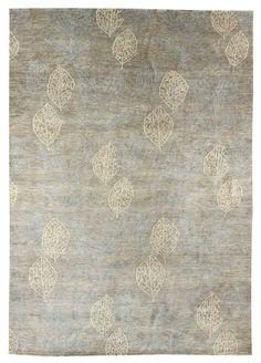 Recent Arrivals Gallery: Modern Design Rug, Hand-knotted in Pakistan; size: 8 feet 9 inch(es) x 12 feet 4 inch(es)