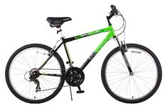 Titan Trail 21-speed Suspension Mens Mountain Bike 18-Inch Frame Green and Black Review https://biketrainersindoor.review/titan-trail-21-speed-suspension-mens-mountain-bike-18-inch-frame-green-and-black-review/