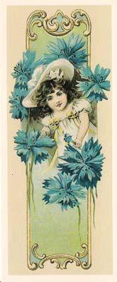 victorian bookmarks | Victorian Bookmarks II - Marcapáginas Victorianos II