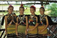 The Rungus, is one of the most ancient indigenous tribe in Borneo. The are mostly concentrate in the North Borneo, Kudat.