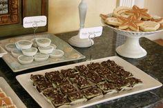Beach Wedding Cake and Dessert Table » Glorious Treats