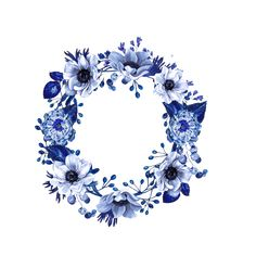 Фото, автор ✿Lili@ ✿ на Яндекс.Фотках Baby Blue Wallpaper, Flower Background Wallpaper, Flower Backgrounds, Wallpaper Backgrounds, Free Watercolor Flowers, Watercolor Print, Watercolor Illustration, Transfer Images To Wood, Molduras Vintage