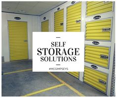 Whatever your self storage requirements - McGimpsey can offer the best storage solutions! We can accommodate all your self-storage requirements and in most cases we can also provide you with instant occupancy of your unit. #selfstorage #mcgimpsey #removals#storage www.mcgimpseys.com/self-storage