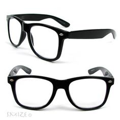 50988a2537f New Large Classic Frame Reading Glasses Nerd Geek Retro Vintage Style  100-300