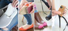 Todas, absolutamente todas sufrimos de alguna forma cuando usamos nuestros zapatos o tacones preferidos, pero jamás los tiraremos ya que …