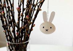 ei ei ei Miffy!!! von milkandhoney #Osterdeko #Easter #DIY #Ostereierbemalen #eggs #happyeaster #holiday