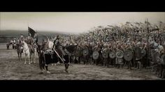 Lord of the Rings - Aragorns speech at the black gate (HD)