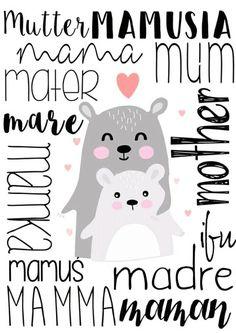 Dear Charlotte, Enjoy your new life :) Warm regards Carrie / YY / Yvonne Leah/ Thyra Baby Posters, Kids Room Paint, Mom Day, Baby Art, Art Wall Kids, Baby Decor, Cute Illustration, Nursery Art, Art School