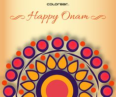 ColorBar wishes you all a very #HappyOnam Let's bring in new beginnings with this festival of joy & laughter. #Onam #LoveColorBar #Makeup Love #FestivalOfJoy