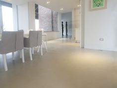 Gobbetto Dega Spatolato Resin flooring