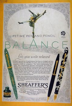 Balance Ad