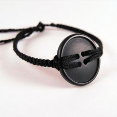 coraline button bracelet $6.50