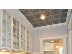 Custom Tin Ceiling Tiles
