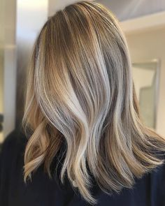 Fresh Taupe Hair Color