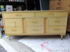 Flea Market Furniture Finds Will Keep Me Busy Furniture Knobs, Paint Furniture, Nashville Flea Market, Small Chest Of Drawers, Stereo Cabinet, Modern Dresser, Old Newspaper, Furniture Market, House Built