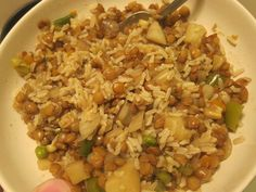 Lentils and Rice by sysrq, via Flickr