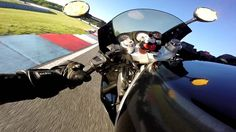 Brno Circuit as fast as she can - MZ 660