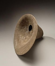 Itô Tadashi (b. 1952)  Conical sculpture, 2012  Glazed stoneware