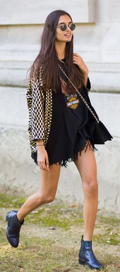 Faux Raffia Skirt Urban Bobo Streetstyle