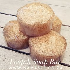🏡🧼🌟 We sold so many and removed colour from the bars, which means from tomorrows orders onward we are able to get bulk discount with R10 extra off per #Loofah #Soap 🥳 Now R60 per bar or R500 for 10 #MixAndMatch 💰 available at the #NamasteCabin www.namaste.co.za 🏝 #Fengi Island 🥥#CocoButter 🍊#Ginger #Orange 🍋  Ginger #Lime and 🌹#Champagne #Rose  Orders WhatsApp 0651144242 or cat@namaste.co.za  #NamasteProducts #Bath #Shower #NamasteBody #MustHave #BestSeller Bar Soap, Namaste, Vanilla Cake, Best Sellers, Champagne, Lime, Bath Shower, Colour, Island