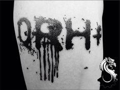 Blood type tattoo...#newtattoo #tattoo #bloodtype #ink #bloodtype_ink #blood #dotwork #dotworktattoo #blackwork #love #tattoos #london #londonartist #stronghold #strongholdtattoo