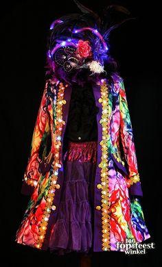Damesjas Aurelia met led licht