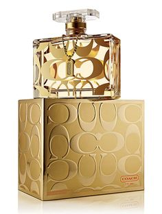 Coach Signature Rose D'Or ~