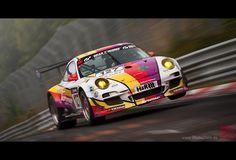 Photograph Kremer Racing - Porsche 911 GT3 997 KR by Shurazero Hide Ishiura /  StudioZero.de on 500px
