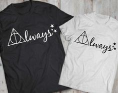 King and Queen shirts King 01 Queen 01 Couples by Mode Harry Potter, Harry Potter Couples, Harry Potter Shirts, Harry Potter Outfits, Cute Couple Shirts, Bff Shirts, Couple Tees, Disney Shirts, Mrs Shirt
