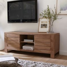 Minimalys Teak TV Cabinet 155