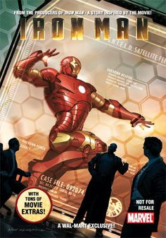 'Iron Man' Offers 8 Store Exclusive Editions