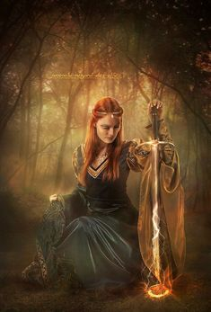 Celtic Mythology, Celtic Goddess Names, Fantasy Kunst, Gods And Goddesses, Fantasy World, Wiccan, Fantasy Characters, Faeries, Character Inspiration