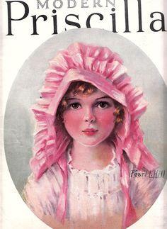 Modern Priscilla Needlework Magazine Aug 1927 Crewel Quilting Menus Fashion   eBay