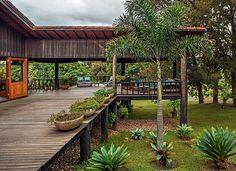 jardines rusticos diseños