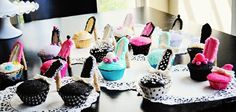 high heel cupcake tutorial!