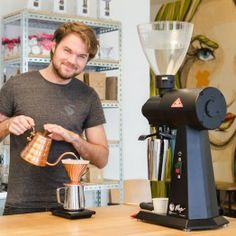 "Mateusz Petlinski uses all his senses when working with coffee. Colour coding helped him to become second (2015) and third (2016) best coffee taster in the world. ""When I was ..."