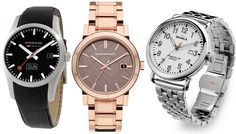 12 Great Men's Watches For Every Single Budget