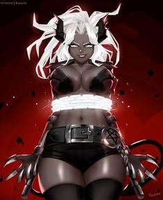Mirajane Fairy Tail, Demon Girl, Monster Girl, Community Art, Large Art, Online Art Gallery, Anime Manga, Art Girl, Art Reference