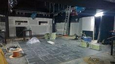 29.08.2014 - Die Bauarbeiten sind im vollen Gange
