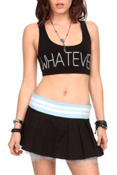 f1475b3df32b8 Whatever Sports Bra. MJ · Undergarments